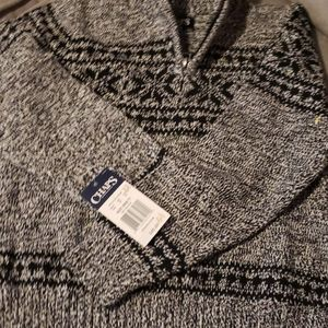 Chaps pullover sweater
